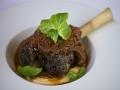 Rotisserie Lamb Shank