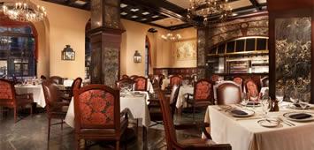 Rib Room Restaurant French Quarter New Orleans