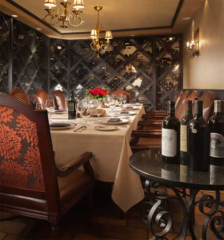private room restaurant