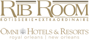 Rib Room New Orleans Restaurant French Quarter Louisiana