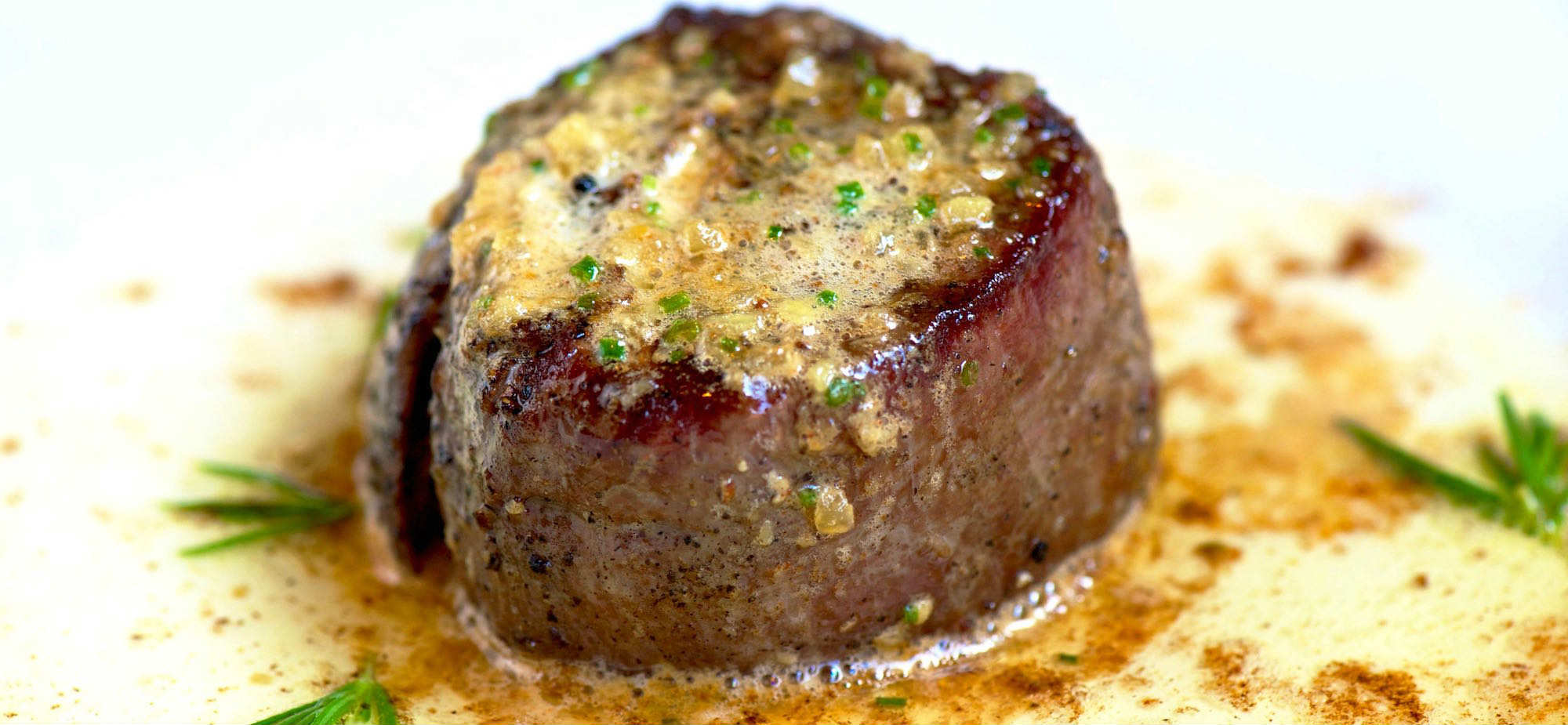 House Cut Filet Mignon - Rib Room New Orleans