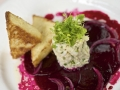 Chilled Roasted Red Beet Salad