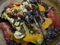 Roasted Pork Belly Salad