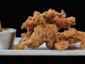 Southern Fried Chicken Skins