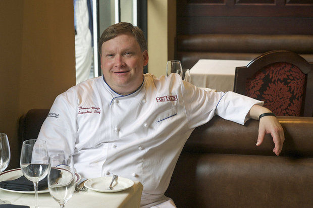 Rib Room New Orleans Chef Tom Wolfe