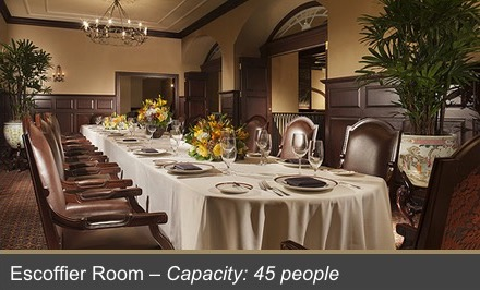 private dining in new orleans